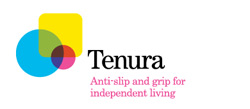 Tenura - Anti slip and grip enhancing daily living aids to help maintain an independent living for the elderly and disabled.